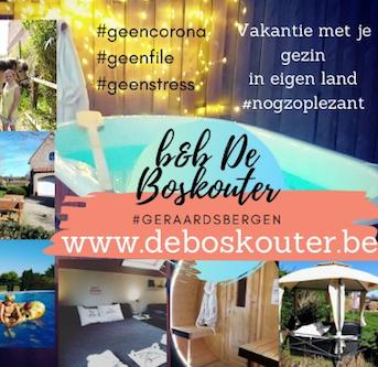 b&b De Boskouter kopie