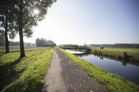Sint-Niklaas Fondatie Van Boudelo fietsen wandelen