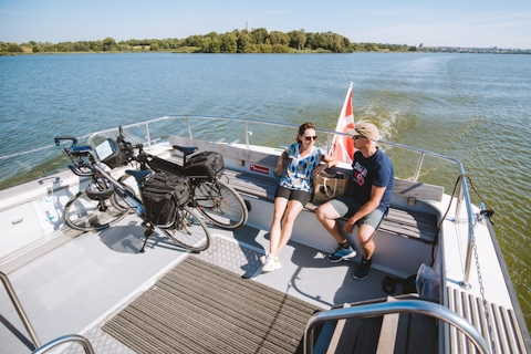 Sønderjylland Denemarken wandel- en fietsvakanties